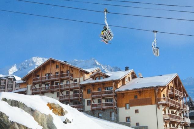 Различные способы покупки горнолыжной недвижимости во Франции