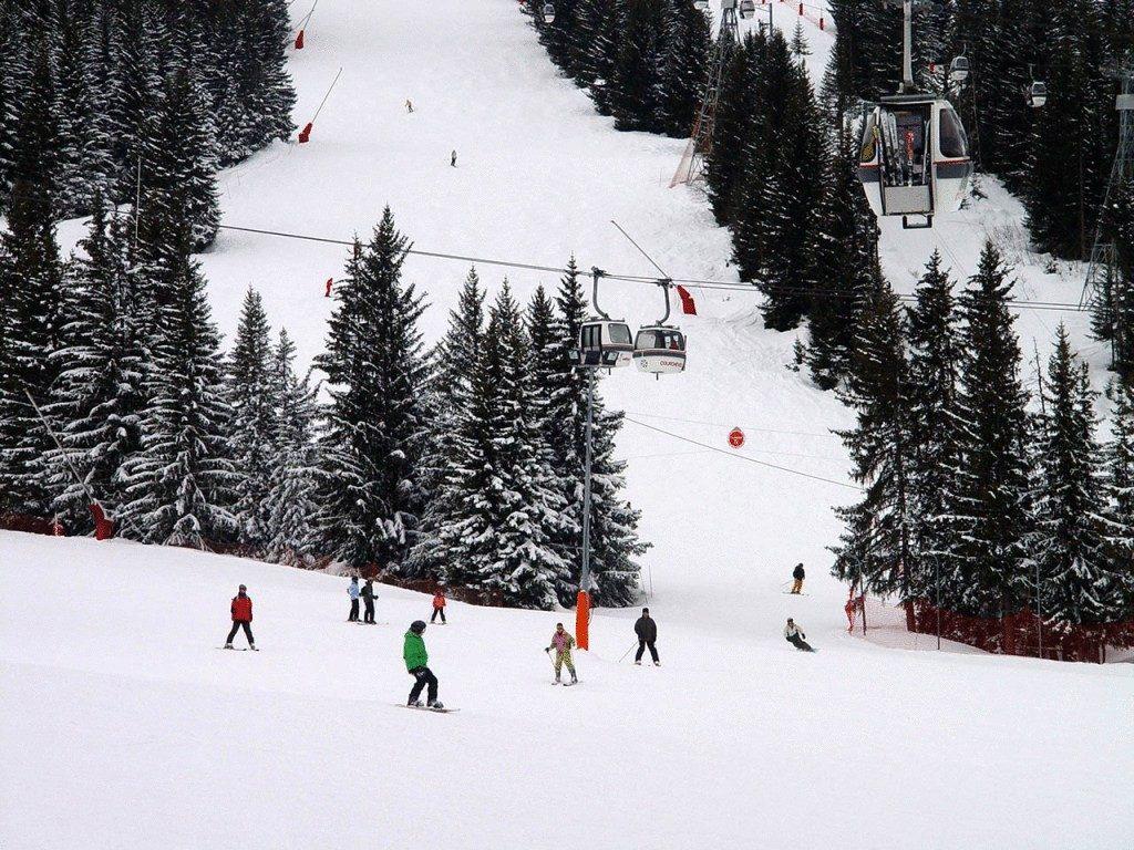 Знаменитый Куршевель - горнолыжный отдых VIP-класса